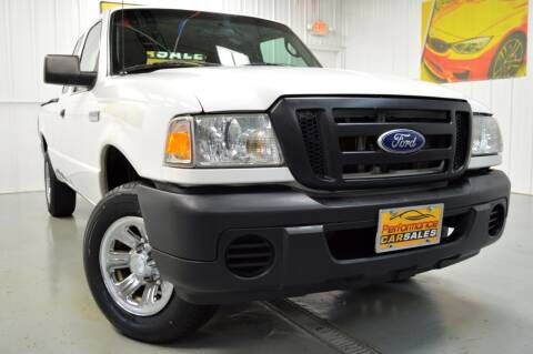2011 Ford Ranger for sale at Performance car sales in Joliet IL