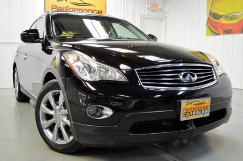 2008 Infiniti EX35 for sale at Performance car sales in Joliet IL