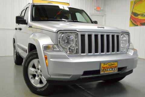 2011 Jeep Liberty for sale at Performance car sales in Joliet IL