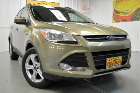 2014 Ford Escape for sale at Performance car sales in Joliet IL