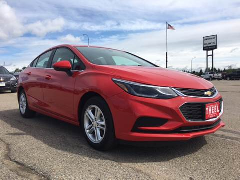 2017 Chevrolet Cruze for sale in Rolla, ND