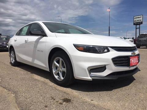 2017 Chevrolet Malibu for sale in Rolla, ND