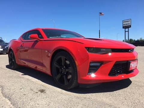 2018 Chevrolet Camaro for sale in Rolla, ND