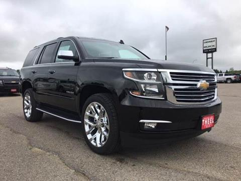 2017 Chevrolet Tahoe for sale in Rolla, ND