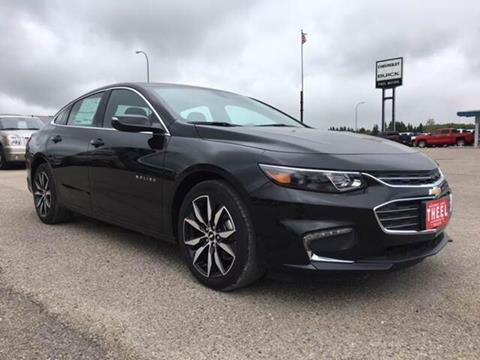 2018 Chevrolet Malibu for sale in Rolla, ND