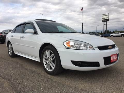 2013 Chevrolet Impala for sale in Rolla, ND