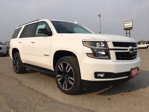 2018 Chevrolet Tahoe for sale in Rolla, ND