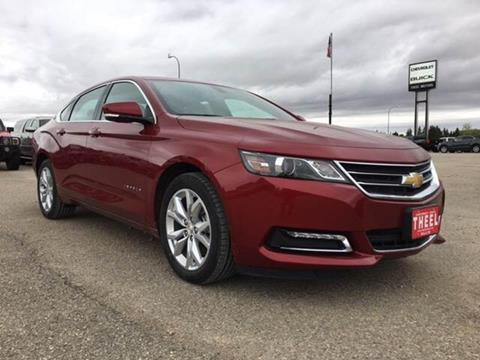 2018 Chevrolet Impala for sale in Rolla, ND