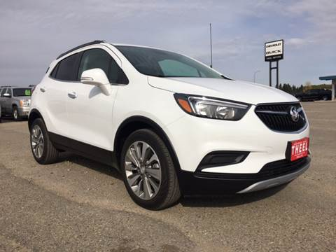 2018 Buick Encore for sale in Rolla, ND