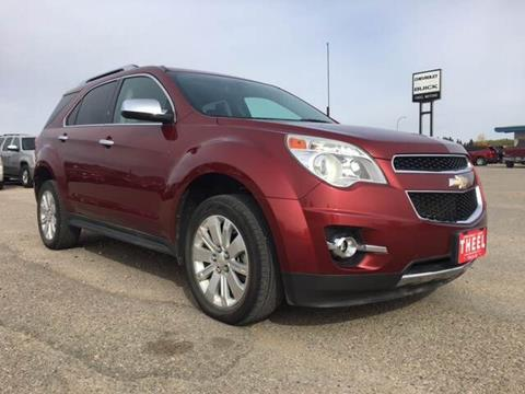 2011 Chevrolet Equinox for sale in Rolla, ND
