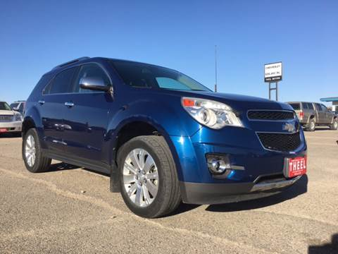 2010 Chevrolet Equinox for sale in Rolla, ND