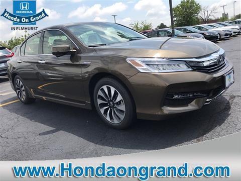 2017 Honda Accord Hybrid for sale in Elmhurst IL