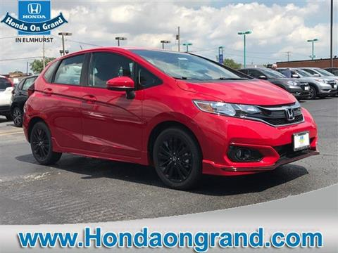 2018 Honda Fit for sale in Elmhurst IL