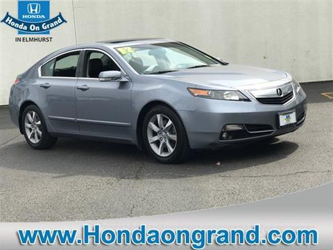 2012 Acura TL for sale in Elmhurst IL