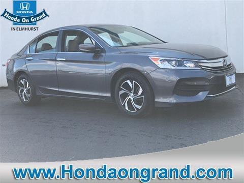 2017 Honda Accord for sale in Elmhurst IL