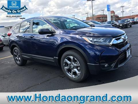 2017 Honda CR-V for sale in Elmhurst, IL