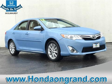 2012 Toyota Camry for sale in Elmhurst, IL