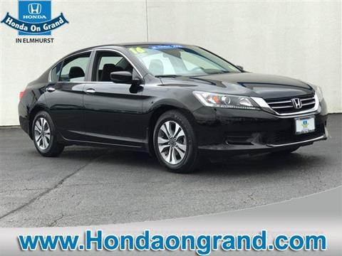2014 Honda Accord for sale in Elmhurst IL