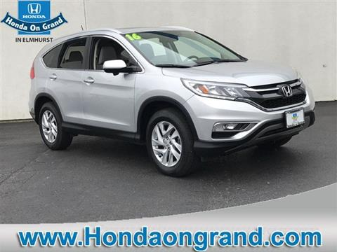 2016 Honda CR-V for sale in Elmhurst, IL