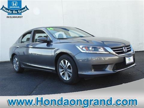 2014 Honda Accord for sale in Elmhurst IL