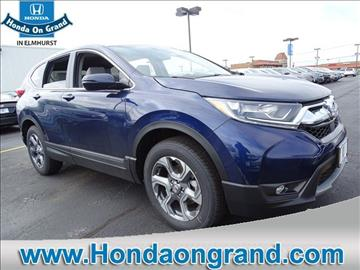 2017 Honda CR-V for sale in Elmhurst, IL