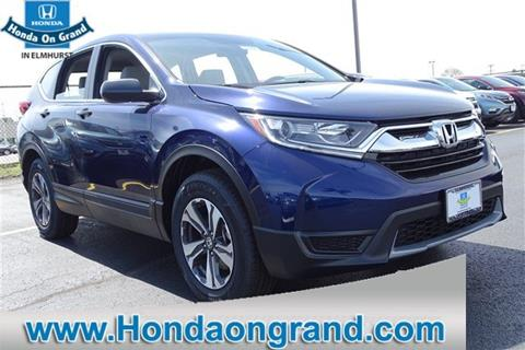 2017 Honda CR-V for sale in Elmhurst IL