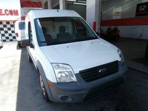 2010 Ford Transit Connect for sale in Hialeah, FL