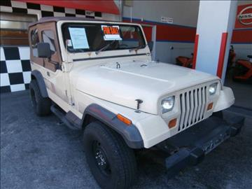 1989 Jeep Wrangler for sale in Hialeah, FL