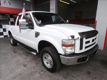 2008 Ford F-250 Super Duty for sale in Hialeah, FL