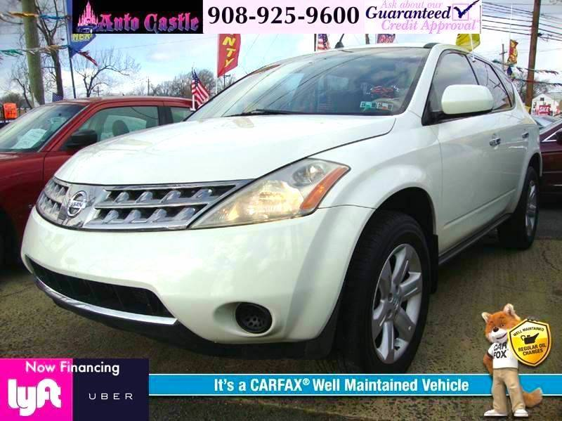 2007 Nissan Murano For Sale At Auto Castle Corporation In Linden NJ