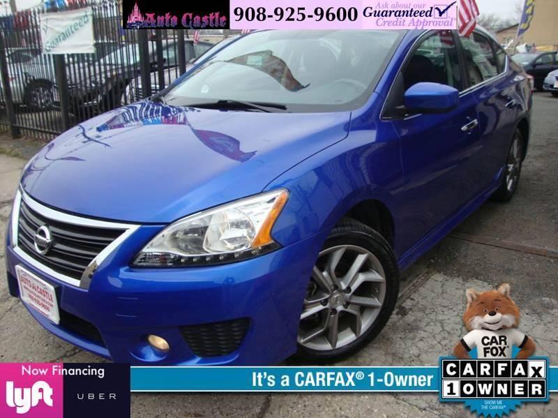 2014 Nissan Sentra For Sale At Auto Castle Corporation In Linden NJ