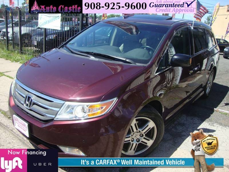 2011 Honda Odyssey For Sale At Auto Castle Corporation In Linden NJ