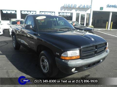 2000 Dodge Dakota for sale in Okemos, MI