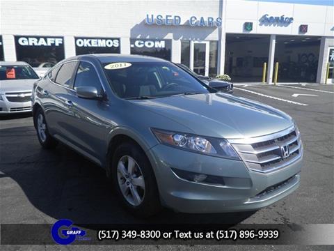 2011 Honda Accord Crosstour for sale in Okemos, MI