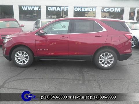 2018 Chevrolet Equinox for sale in Okemos, MI