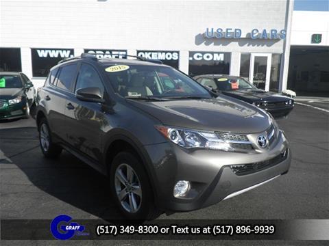 2015 Toyota RAV4 for sale in Okemos, MI