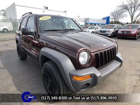 2004 Jeep Liberty for sale in Okemos, MI