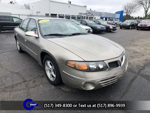 2000 Pontiac Bonneville for sale in Okemos, MI