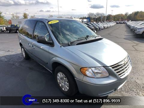 2005 Chrysler Town and Country for sale in Okemos, MI