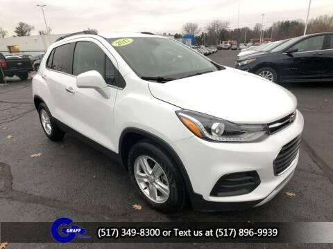2017 Chevrolet Trax for sale in Okemos, MI