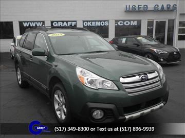 2013 Subaru Outback for sale in Okemos, MI