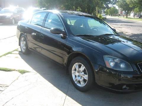 2005 Nissan Altima for sale in Wichita, KS