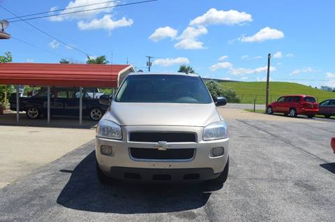 2007 Chevrolet Uplander for sale in Mansfield, OH