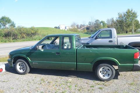 1997 Chevrolet S-10 for sale in Mansfield, OH