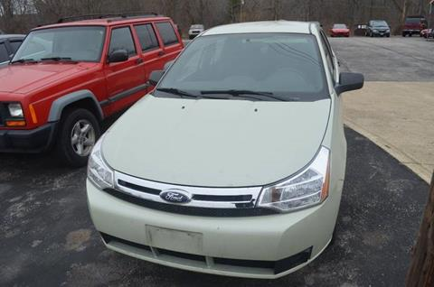 2010 Ford Focus for sale in Mansfield, OH