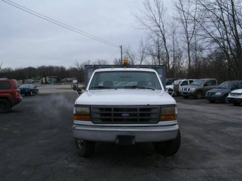 1996 Ford F-350 for sale in Mansfield, OH