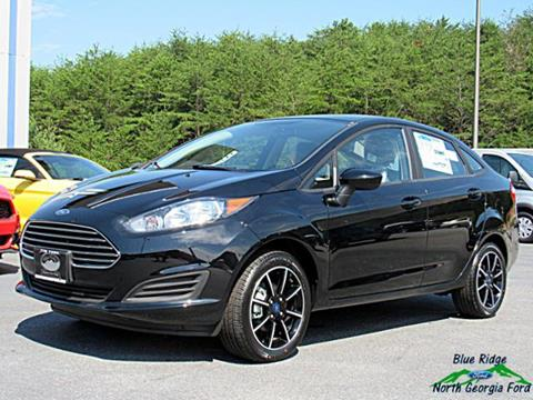 2017 Ford Fiesta for sale in Blue Ridge, GA