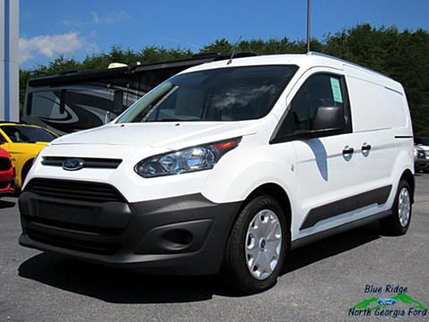 2017 Ford Transit Connect Cargo For Sale In Blue Ridge GA
