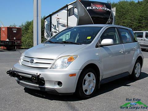 2005 Scion xA for sale in Blue Ridge, GA