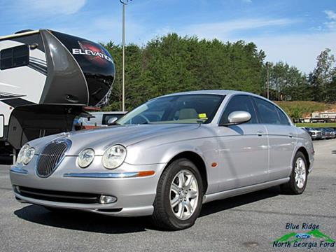 2004 Jaguar S-Type for sale in Blue Ridge, GA